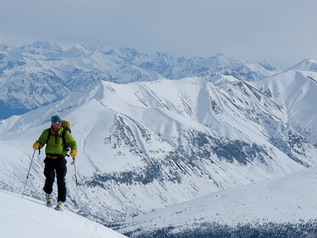 Ski Week in the Wrangell-St. Elias